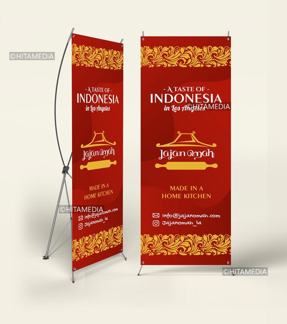 portofolio Cetak Banner Tegal