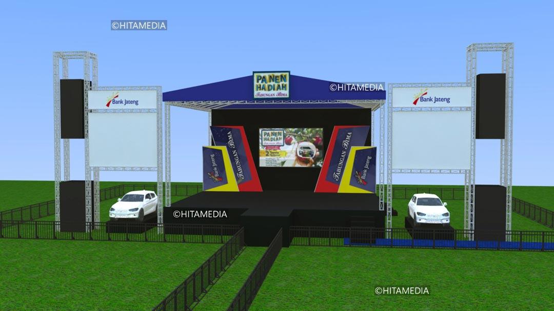 portofolio Buat Booth Medan