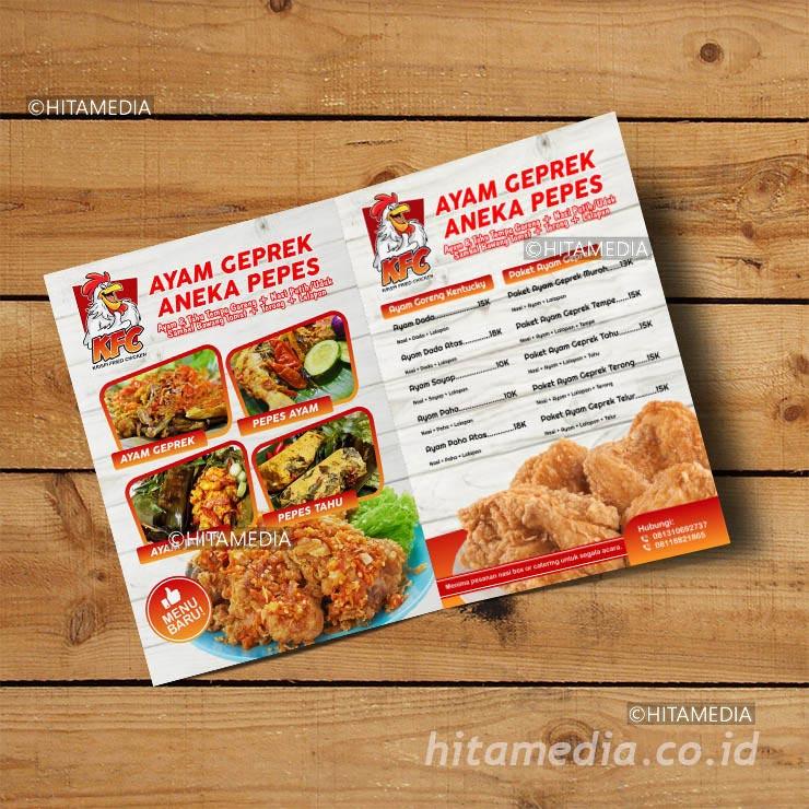 portofolio Cetak Brosur Murah 1 Rim Jakarta