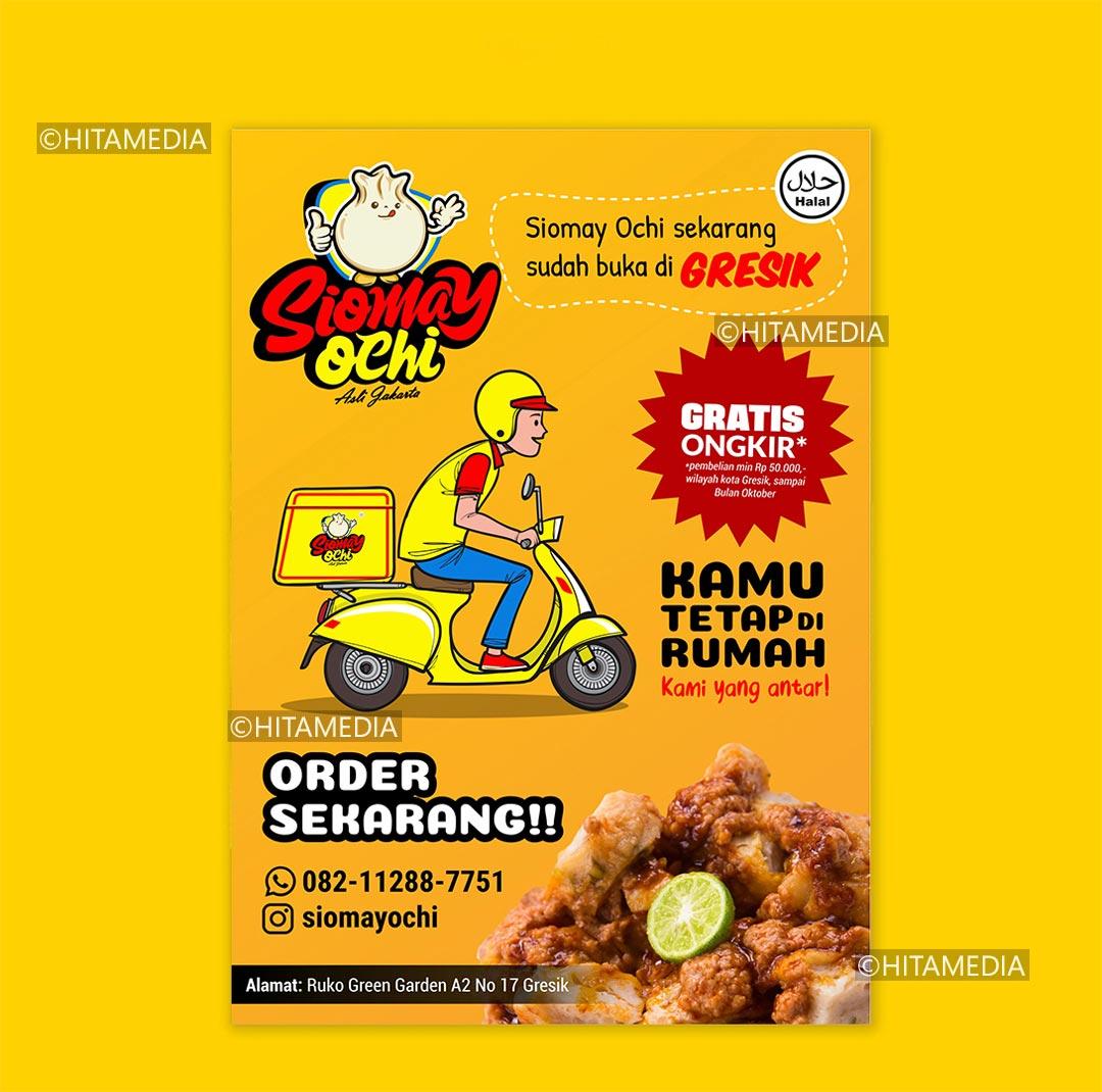 portofolio Harga Cetak Brosur Lampung