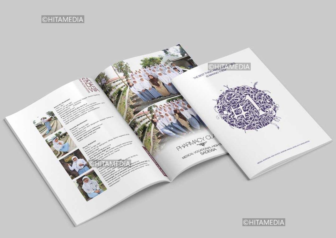 portofolio Jasa Bikin Buku Tahunan