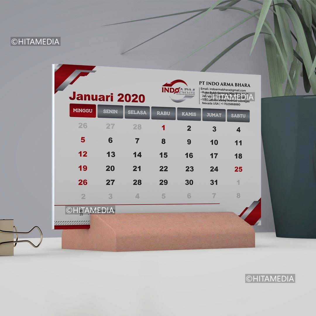 portofolio Biaya Cetak Kalender 2020