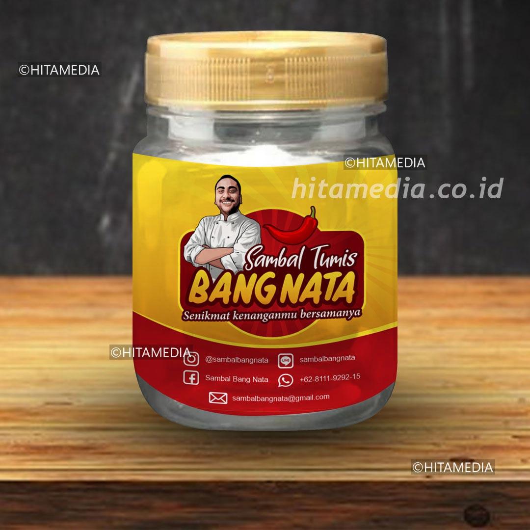 portofolio Cetak Label Baju Jakarta